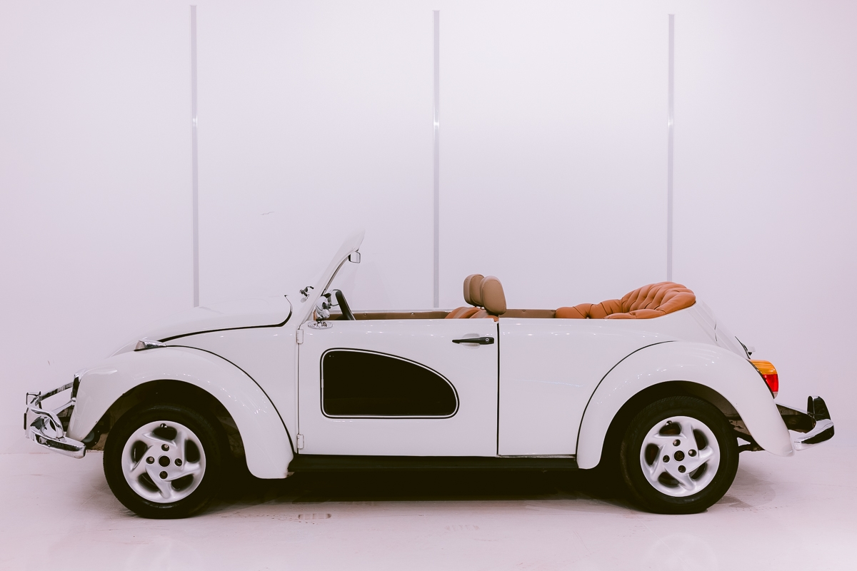 VW FUSCA CONVERSÍVEL